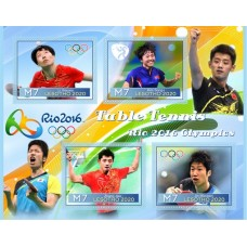 Olympic Games in Rio 2016 Table tennis