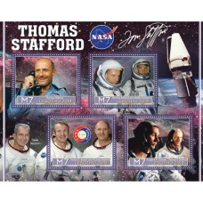 Space Apollo–Soyuz Thomas Stafford