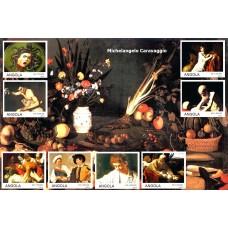 Искусство Микеланджело да Караваджо