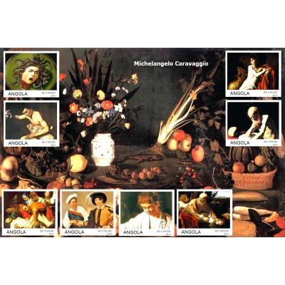 Art Michelangelo Caravaggio