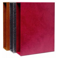 PRINZ Royal-Stockbook, Leather Slipcase, 240 x 325 mm