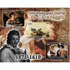 Art  Michelangelo Merisi da Caravaggio