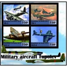 Transport Military aircraft Tupolev