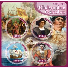 Great People Christopher Columbus