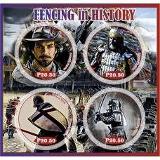 Sport Fencing in history