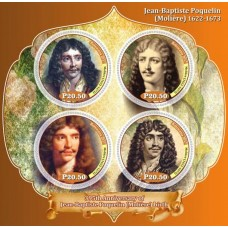 Great People 395th Anniversary of Jean-Baptiste Poquelin (Moliere) Birth