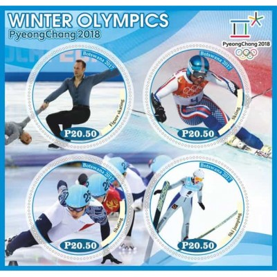 Sports Winter Olympics PyeongChang 2018