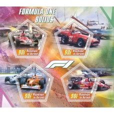 Transport Formula one bolids