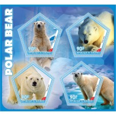 Fauna Polar bear