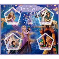 Animation, Cartoons Tangled