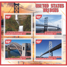 Architecture United States Bridges