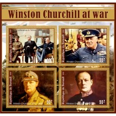 Great People Winston Churchill at war