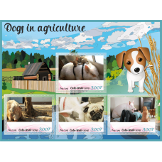 Fauna Dogs in agriculture