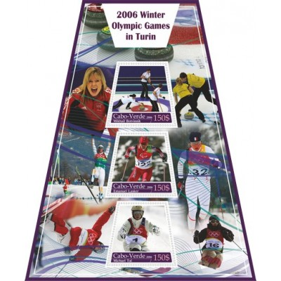 Sport Winter Olympic Games in Turin 2006