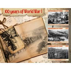 War 100 years of World War I