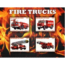 Transport Fire trucks