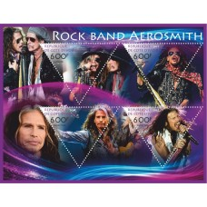 Music Rock band Aerosmith