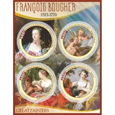 Art Great painters Francois Boucher