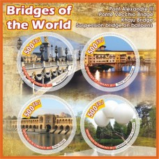 Architecture Bridge of the world