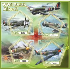 World War II British aircraft