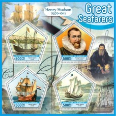Great People Great seafarers Henry Hudson
