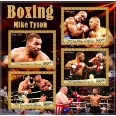 Sport Boxing Mike Tyson
