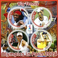 Sports Summer Olympic Games 2024 in Paris Big tennis