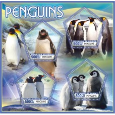 Fauna Penguins