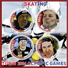 Sport Winter Olympic Games in Turin 2006 Skating