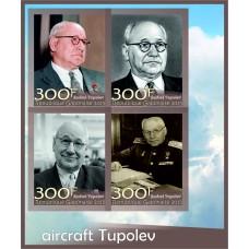 Transport Aircraft Tupolev