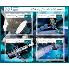 Space Communication satellite