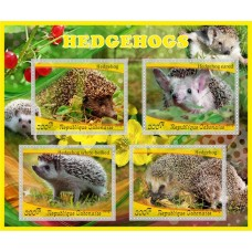 Fauna Hedgehogs