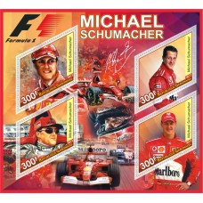 Transport Formula 1 Michael Schumacher