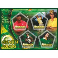 Sport Greatest golfers