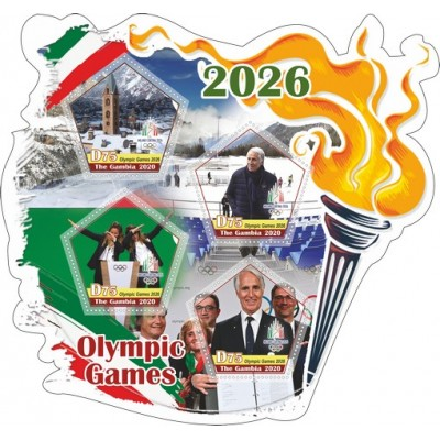 Sport Winter Olympic Games 2026 in Milan and Cortina d'Ampezzo