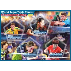 Sport 2018 World Team Table Tennis Championships