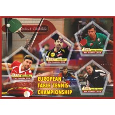 Sport European Table Tennis Championships
