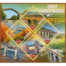 Architecture Great world bridges