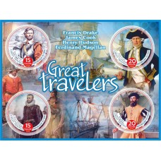 Great People Great travelers