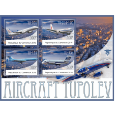 Transport Aircraft Tupolev