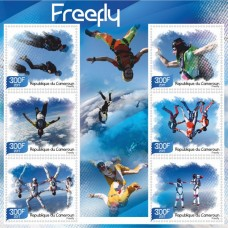 Parachutes Freefly