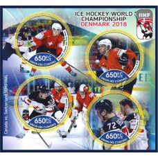 Sport Ice Hockey World Championships Denmark 2018