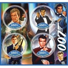 Animation, Cartoons James Bond