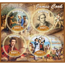 Great People James Cook