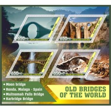 Architecture Old bridges of the world