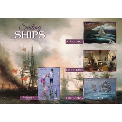 Transport Sailing ships