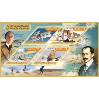 Transport 150th anniversary of Wright Brothers