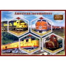 Transport American locomotives