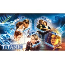 Animation, Cartoons Titanic