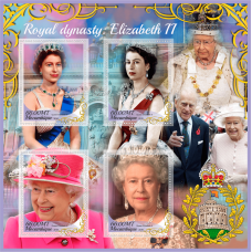 Great people Royal dynasty: Elizabeth II